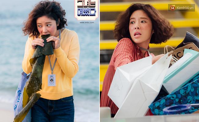 Bái lạy ai nghĩ ra tạo hình kinh hoàng cho loạt nhân vật phim Hàn này! - Ảnh 5.