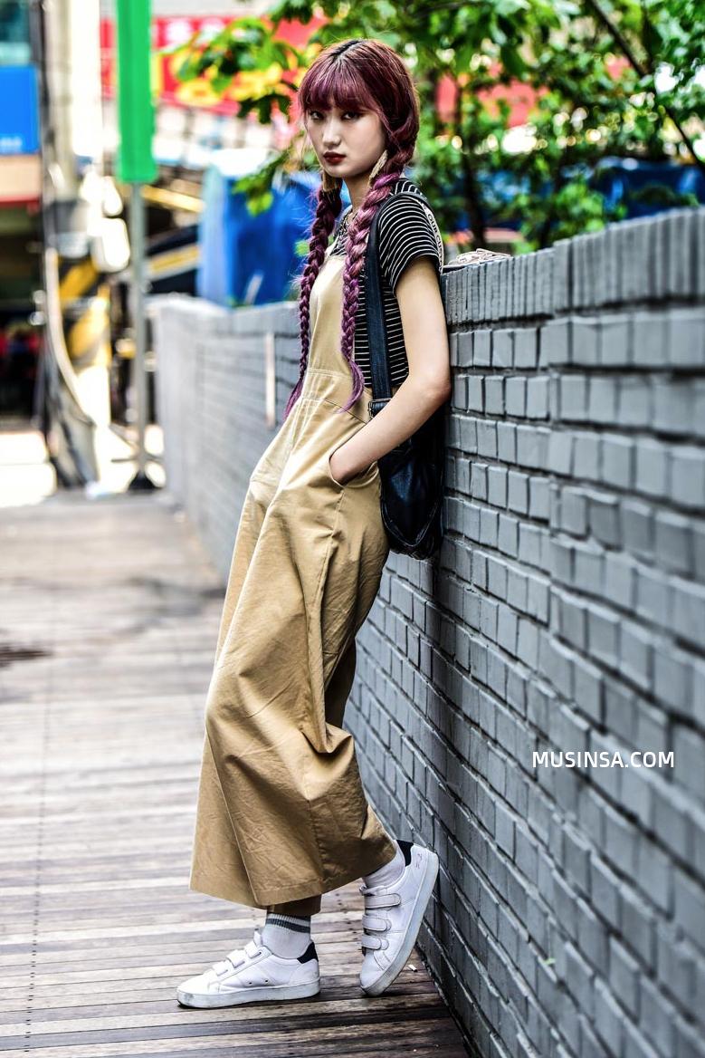 Giới trẻ Hàn sẽ khiến bạn xuýt xoa với street style chất mà chẳng cần phải cố đơn giản nhưng hút mắt quá đỗi - Ảnh 9.