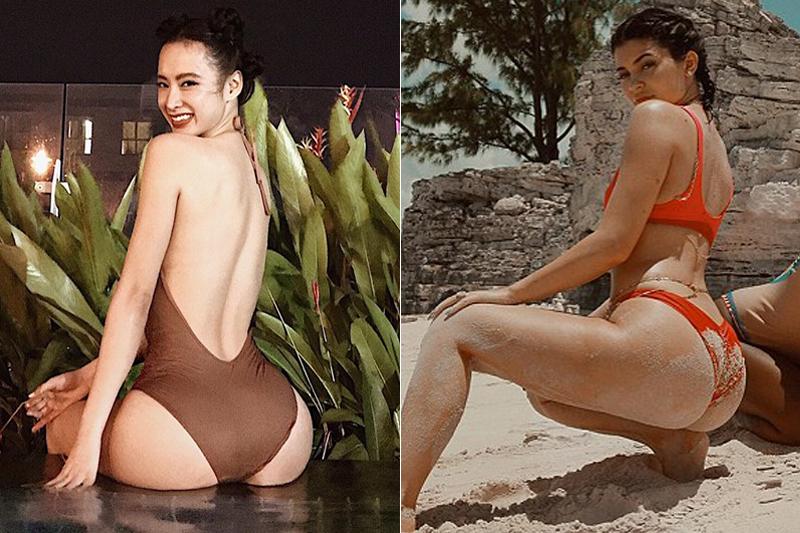 Angela Phương Trinh đã chán Phạm Băng Băng, chuyển mình học style của Kylie Jenner? - Ảnh 10.