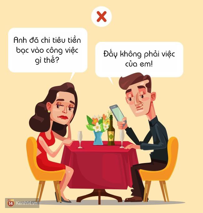 11 cụm từ có thể phá hủy mối quan hệ đang hạnh phúc của bạn - Ảnh 10.
