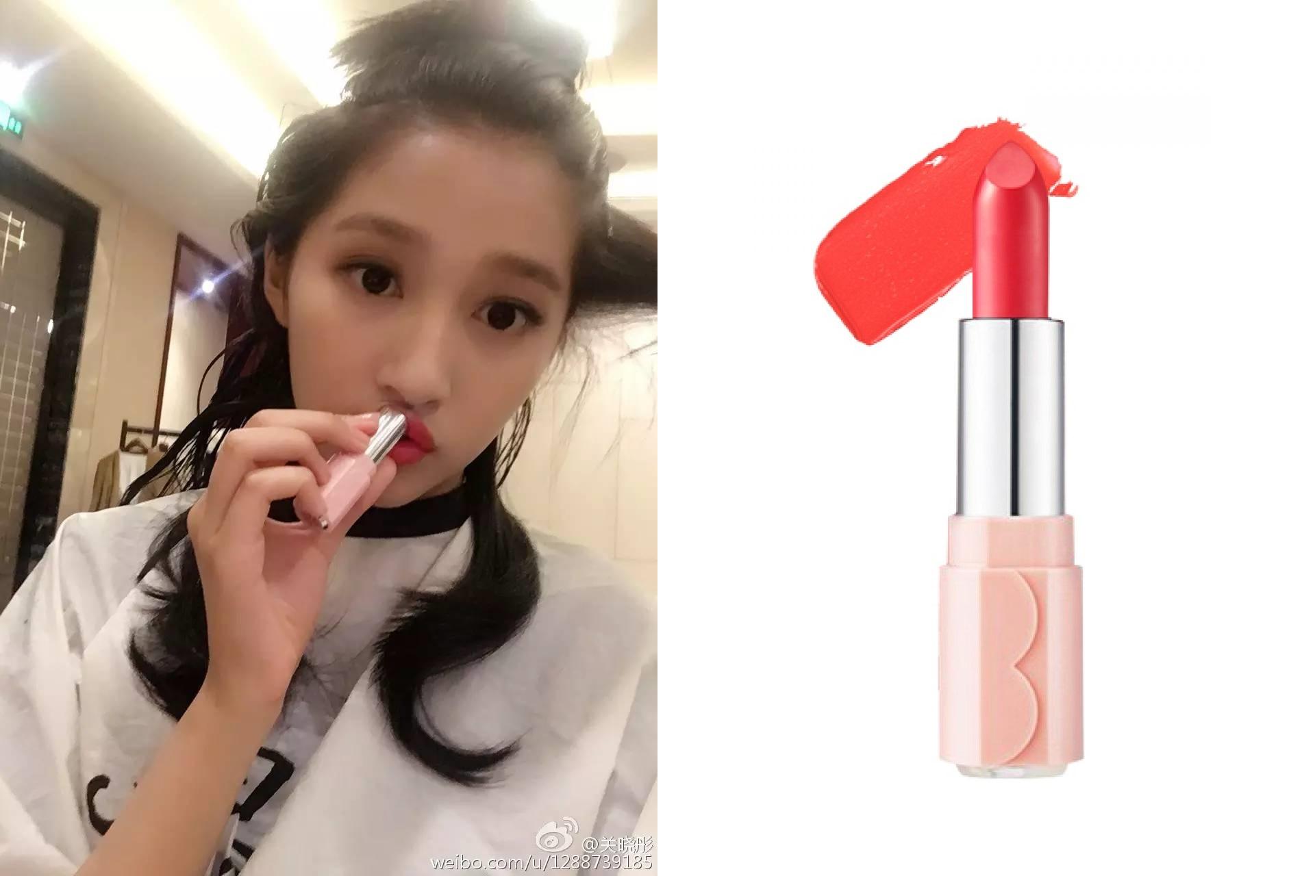 Săm soi bạn gái Luhan Quan Hiểu Đồng, hóa ra cô nàng toàn dùng đồ vài trăm nghìn mà da đẹp không tì vết - Ảnh 9.