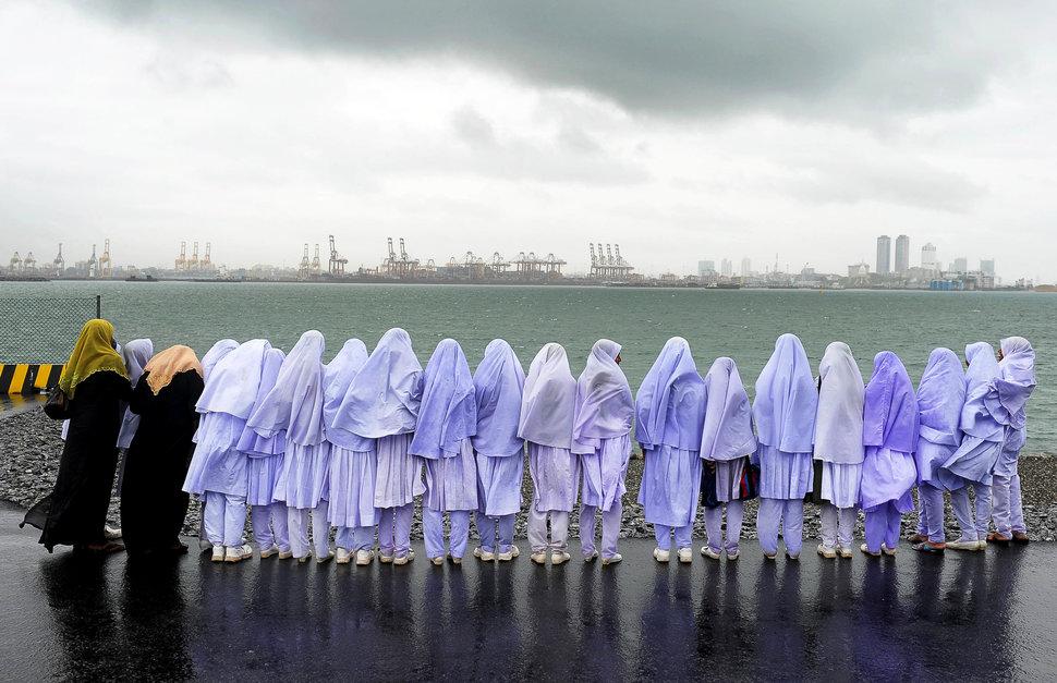 Quốc tế con gái 11/10: Hành trình đến trường gian nan của những bé gái trên toàn thế giới - Ảnh 20.