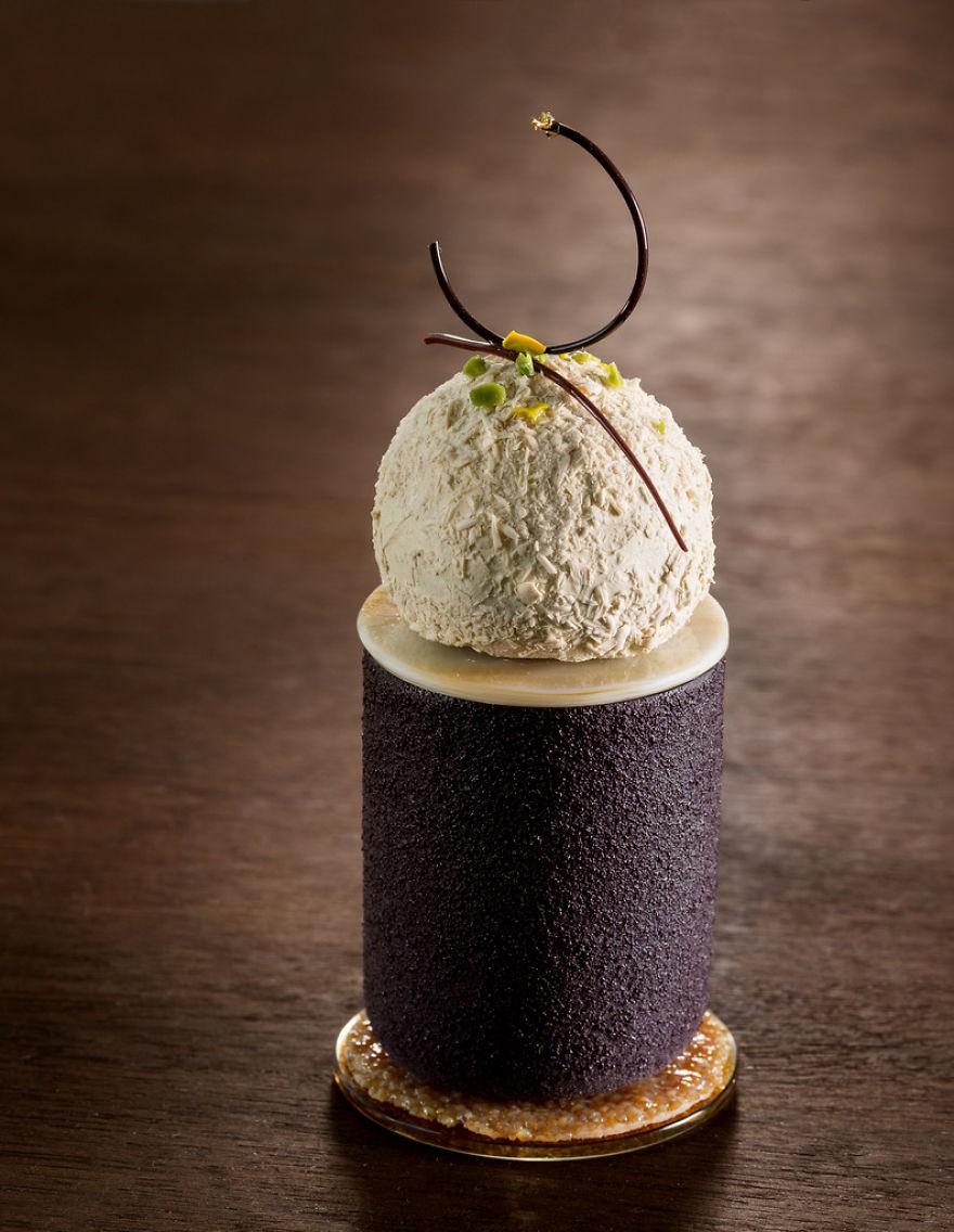Chiêm ngưỡng những chiếc bánh ngọt vô cùng đẹp mắt được làm bằng thủy tinh và sứ - Ảnh 18.