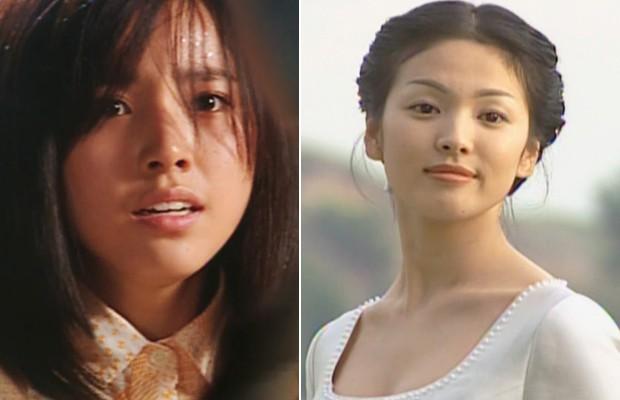 Nhìn vai diễn cách đây 14 năm của Song Hye Kyo và Han Ji Min, không ai nghĩ họ chỉ hơn nhau 1 tuổi - Ảnh 5.