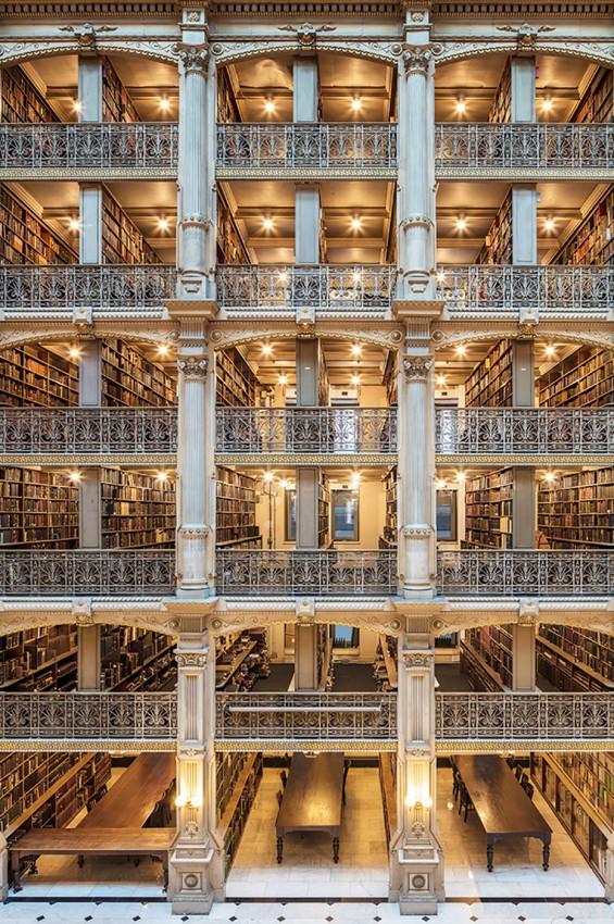 Ngắm những thư viện đẹp nhất thế gian qua ống kính nhiếp ảnh gia người Đức - Ảnh 19.