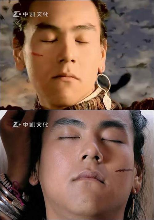 1001 siêu phẩm hóa trang trong phim Hoa Ngữ khiến người xem cười ra nước mắt - Ảnh 10.