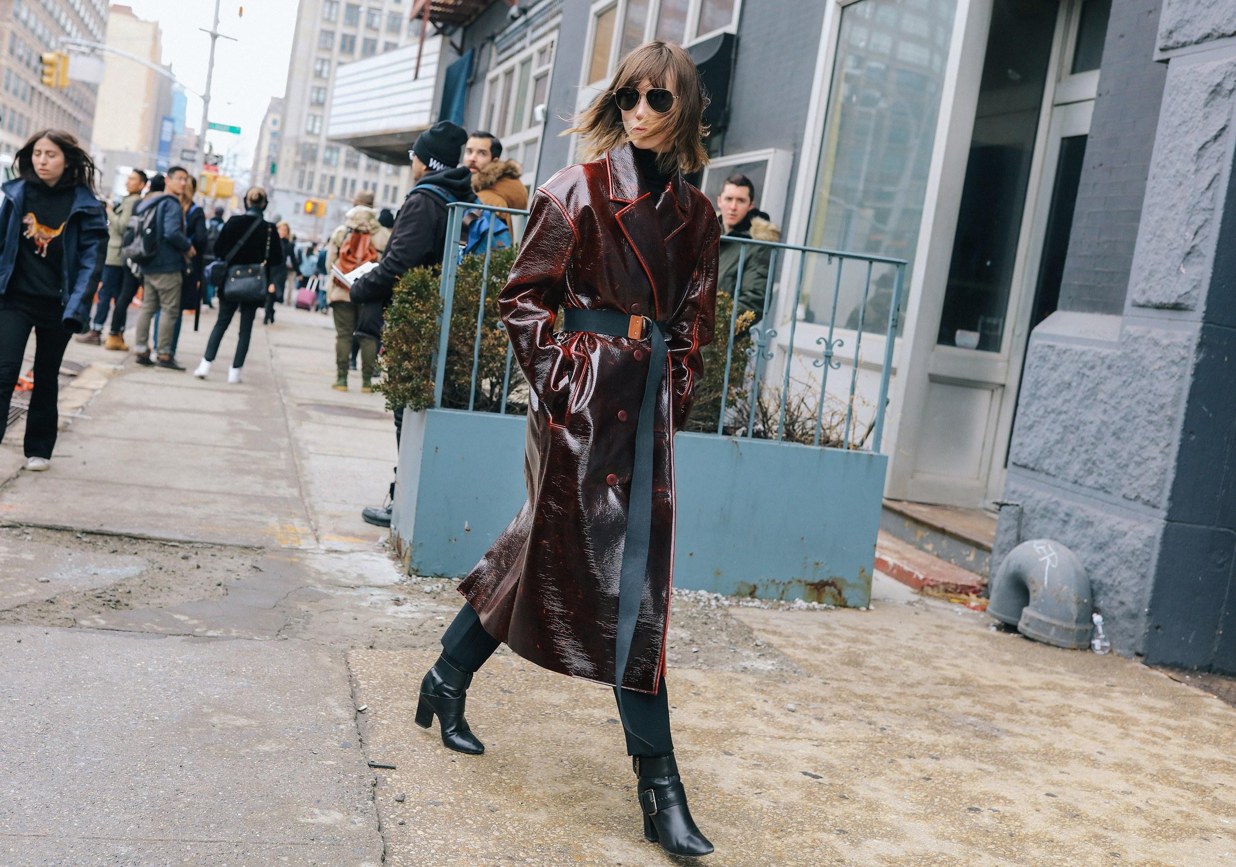 Chiêm ngưỡng đặc sản street style đẹp khó rời mắt tại Tuần lễ thời trang New York - Ảnh 16.