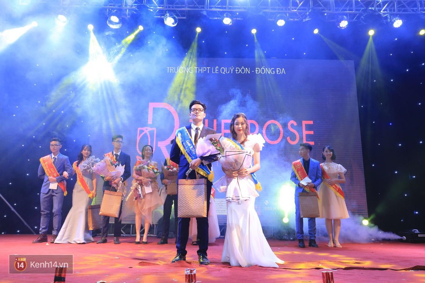 Trai xinh gái đẹp trường Lê Quý Đôn (Hà Nội) quẩy tưng bừng trong prom chào mừng 20/11 - Ảnh 22.