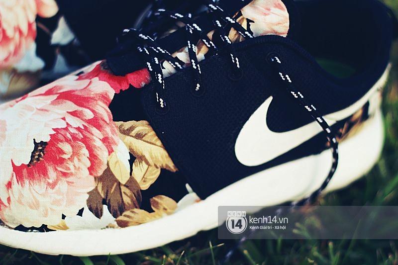 Jillian Nguyễn: đầu giày đã xinh đẹp, sở hữu gia tài sneakers đáng nể lại còn custom giày cực đỉnh - Ảnh 8.