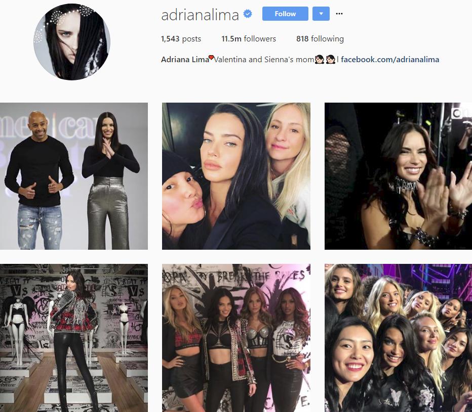Bảng xếp hạng làng thời trang trên Instagram năm 2017: siêu mẫu Kendall Jenner xưng hậu, nhà mốt Chanel xưng vương - Ảnh 12.