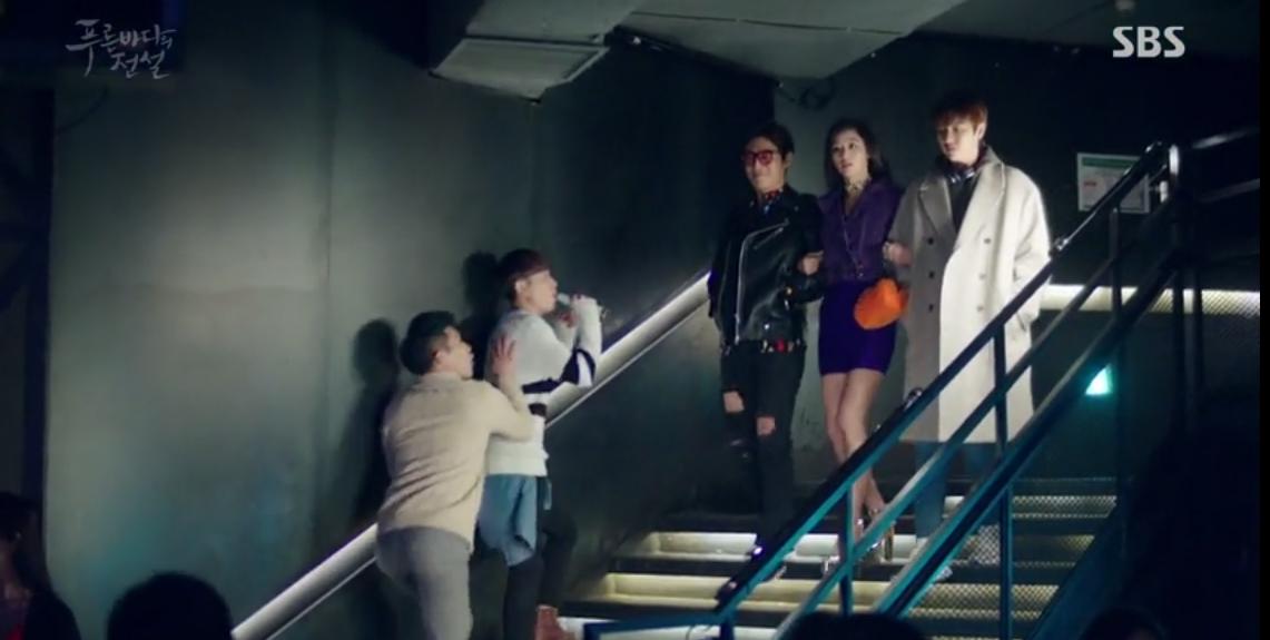 Huyền Thoại Biển Xanh: Đây là tiên cá Jeon Ji Hyun trong lần đầu đi quẩy! - Ảnh 4.