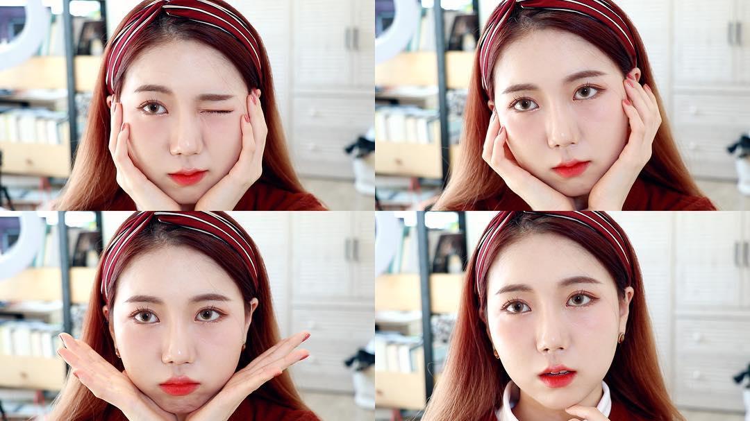 Makeup với màu đào - Xu hướng làm đẹp hot số 1 đang khiến con gái Hàn mê tít - Ảnh 11.