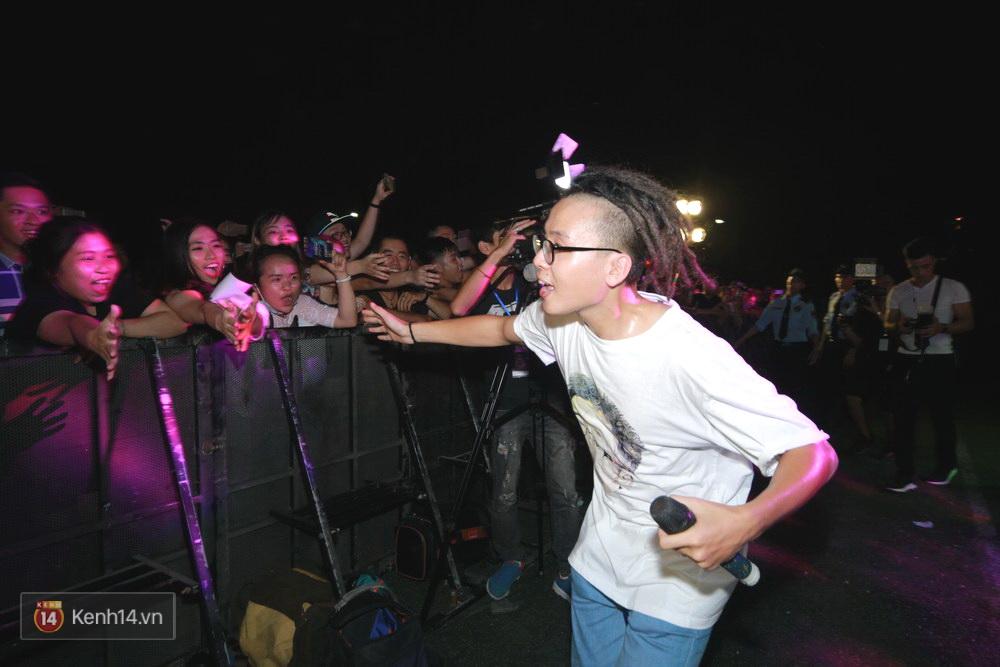 Kimmese và dàn DJ cuồng nhiệt cùng fan Hà Nội trong đêm nhạc EDM sôi động - Ảnh 4.