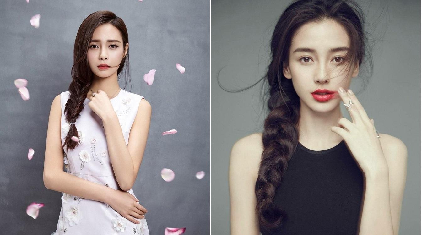 Nữ diễn viên Trung Quốc vô danh gây chú ý vì thường xuyên cosplay phong cách của Dương Mịch, Angela Baby - Ảnh 11.