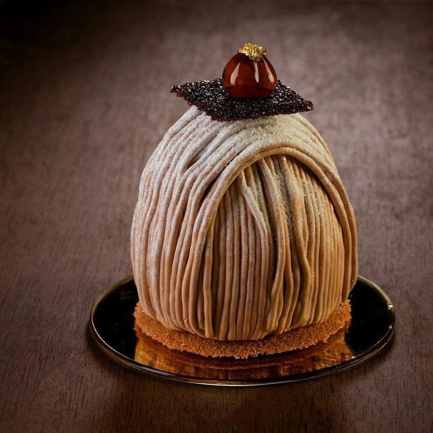 Chiêm ngưỡng những chiếc bánh ngọt vô cùng đẹp mắt được làm bằng thủy tinh và sứ - Ảnh 20.