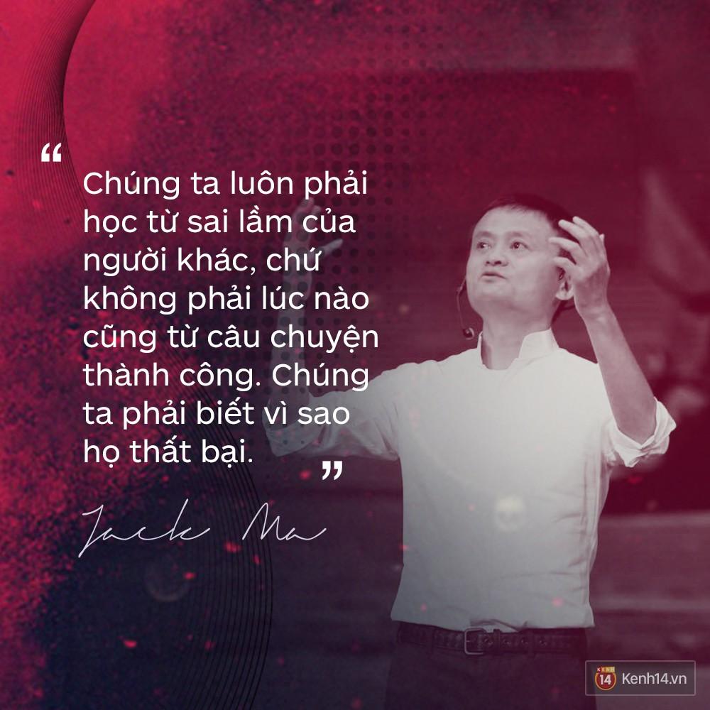 Loạt phát ngôn đầy cảm hứng tỷ phú Jack Ma vừa gửi đến các bạn trẻ Việt Nam - Ảnh 12.