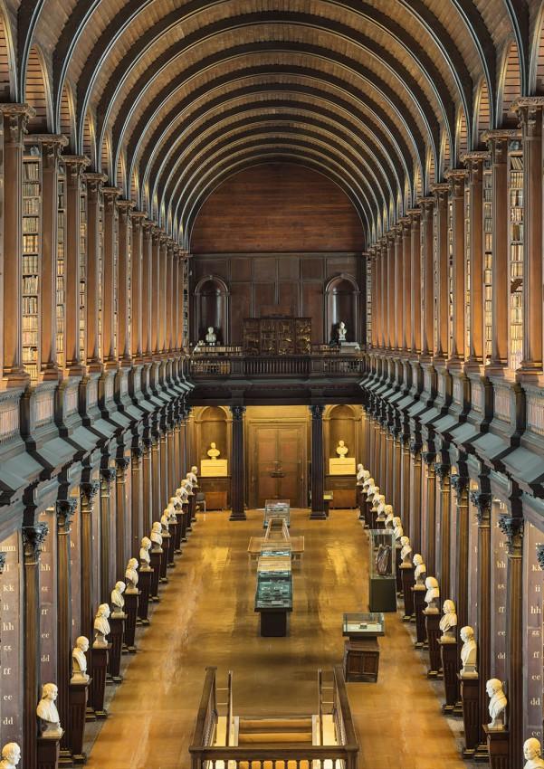 Ngắm những thư viện đẹp nhất thế gian qua ống kính nhiếp ảnh gia người Đức - Ảnh 21.