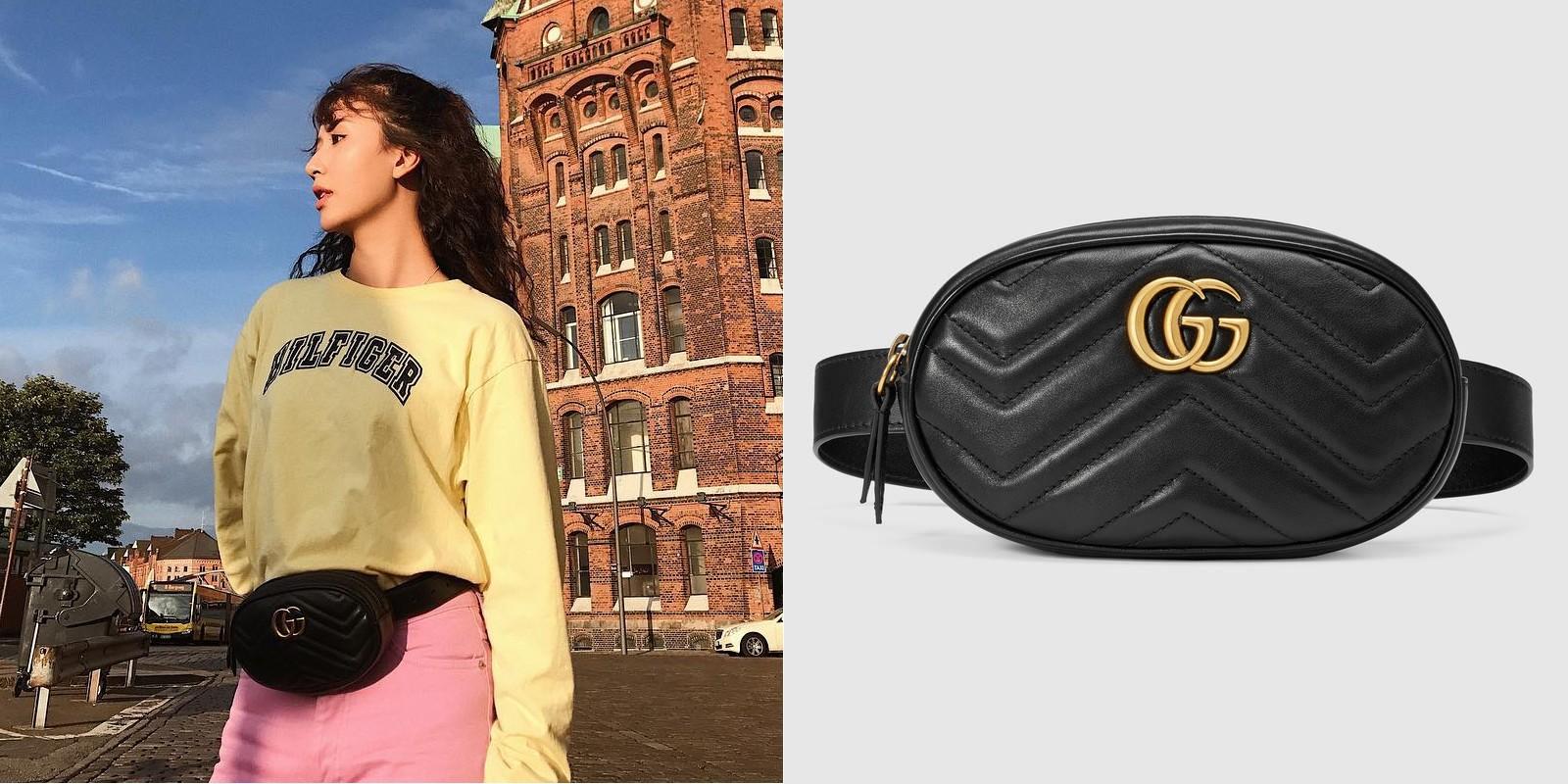 Ngoài BST Louis Vuitton x Supreme đáng ghen tị, tủ đồ hiệu của Quỳnh Anh Shyn còn có hàng loạt món đồ đắt đỏ hot hit khác - Ảnh 7.