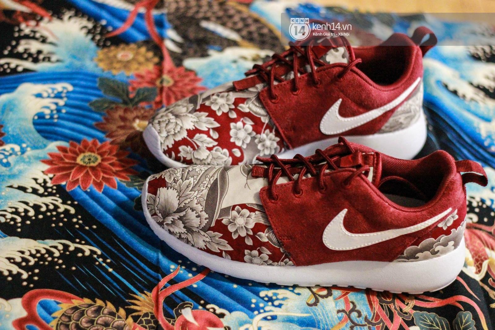 Jillian Nguyễn: đầu giày đã xinh đẹp, sở hữu gia tài sneakers đáng nể lại còn custom giày cực đỉnh - Ảnh 7.