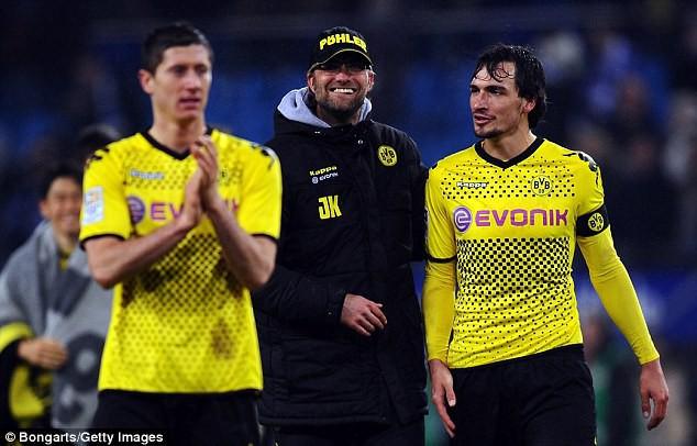 Jurgen Klopp đã từ chối dẫn dắt Man Utd như thế nào? - Ảnh 1.