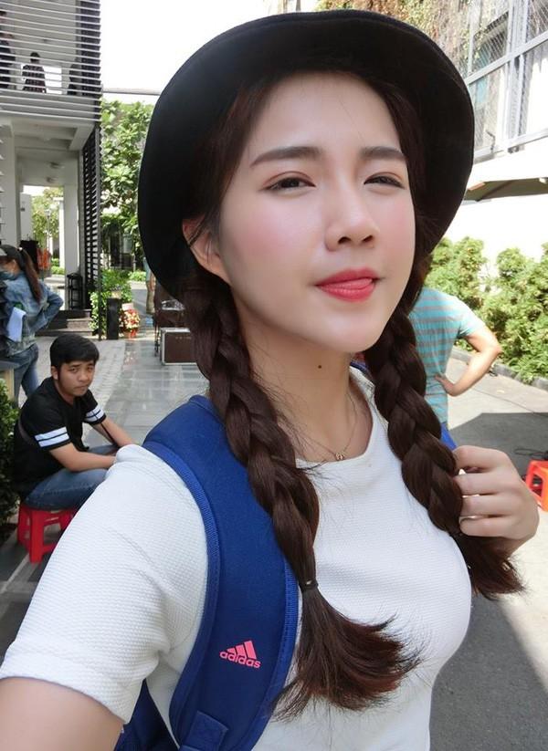 Nhan sắc hiện tại của 3 hot girl Việt từng được mệnh danh cô bé trà sữa - Ảnh 11.