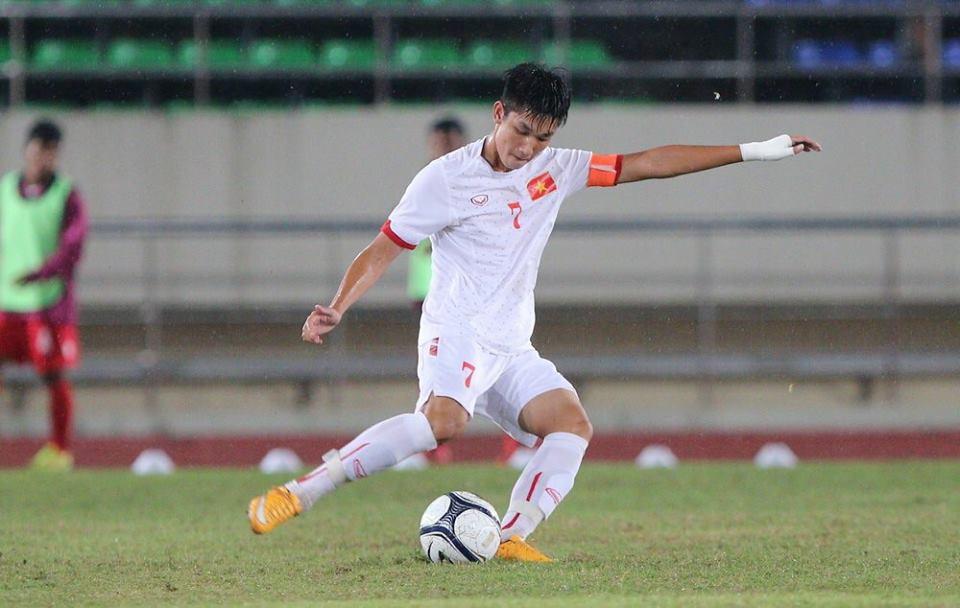 Hot boy Trọng Đại bất ngờ được triệu tập lên U23 Việt Nam - Ảnh 2.