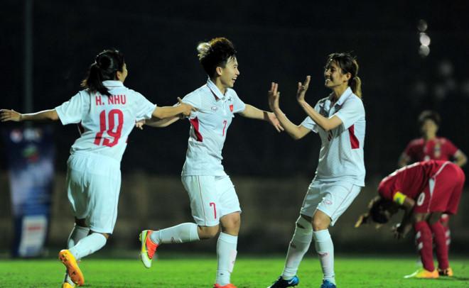 Hoa khôi Tuyết Dung: Hy vọng vàng của tuyển nữ Việt Nam ở SEA Games 29 - Ảnh 3.