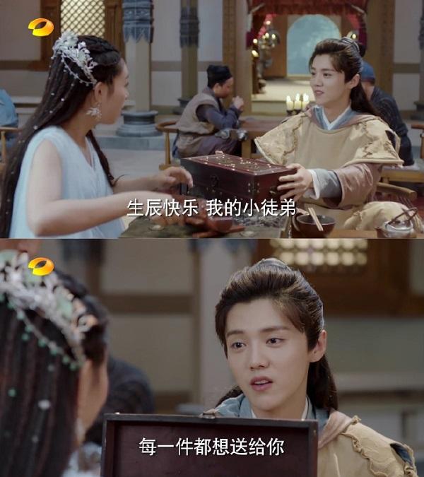 """""""Trạch Thiên Ký"""": Ơn giời, """"Trường Sinh"""" Luhan đã tẩy tủy thành công! - Ảnh 9."""