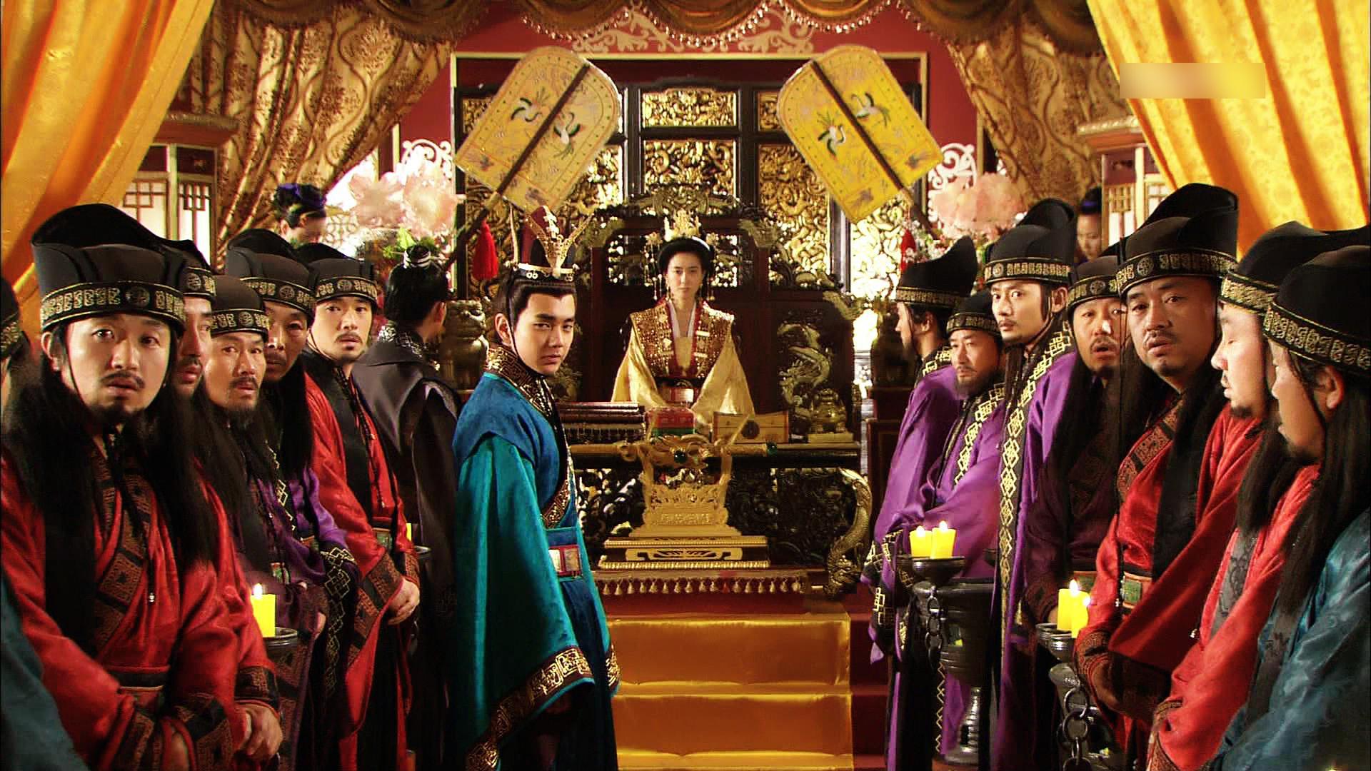 12 phim cổ trang Hàn Quốc cực hay mà mọt phim nào cũng nên biết - Ảnh 14.