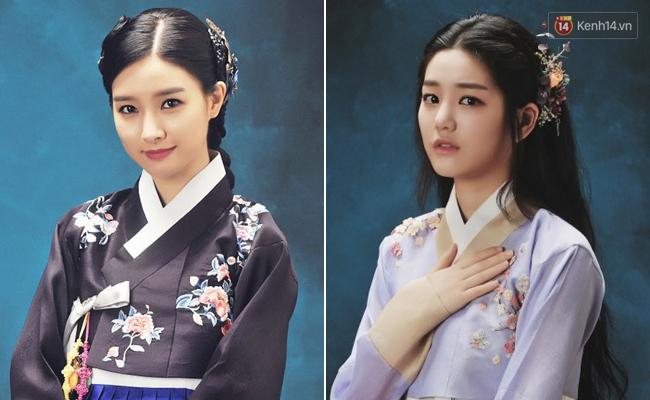 Mê mệt 10 nàng nữ phụ phim Hàn xinh đẹp hơn đứt nữ chính - Ảnh 12.