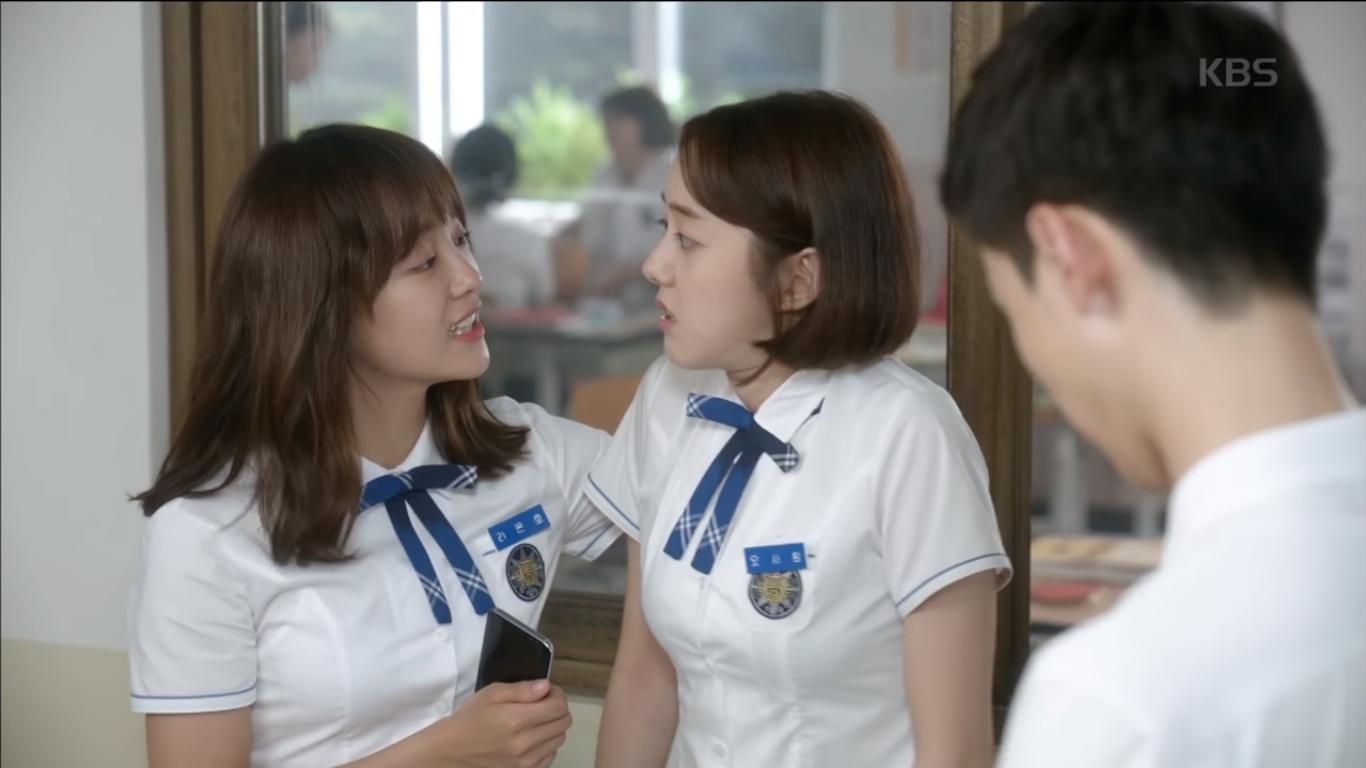 """Xem hết tập 1 """"School 2017"""", ai cũng hiểu vì sao Kim Yoo Jung từ chối dự án này! - Ảnh 4."""