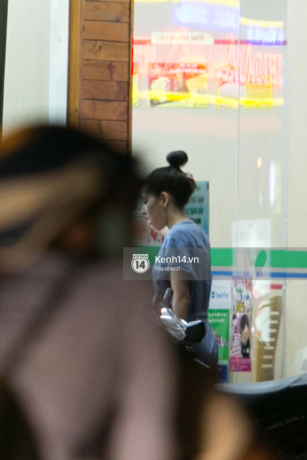 Clip: Hé lộ diễn xuất, nhan sắc khi chưa photoshop của Chi Pu, Lan Ngọc trong phim She was pretty bản Việt - Ảnh 13.