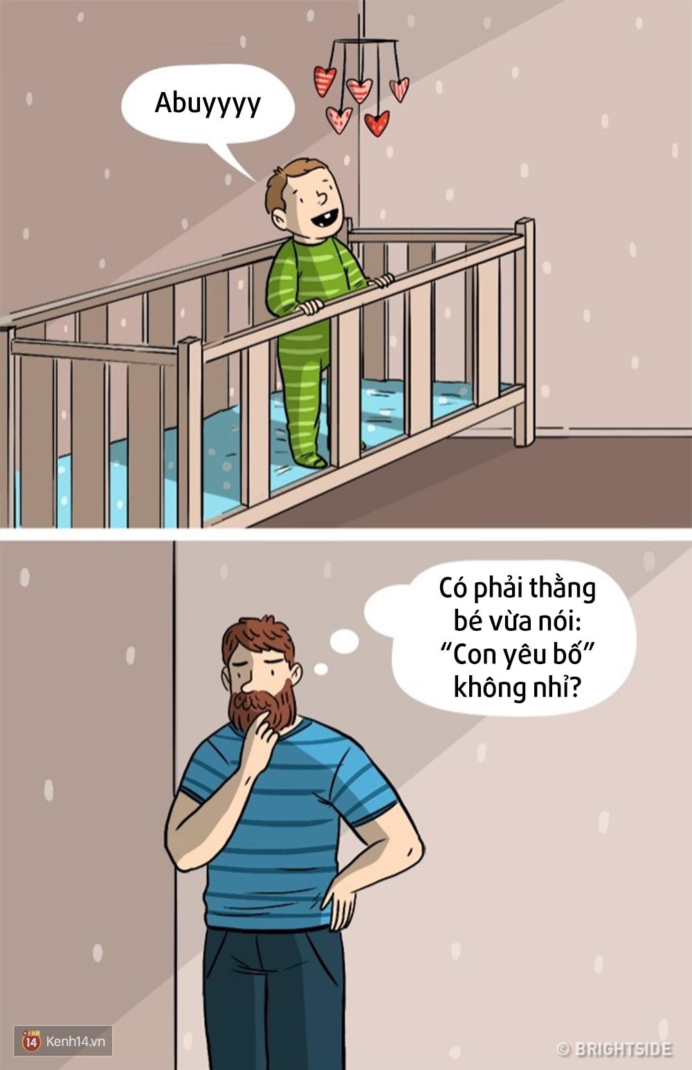 Trên đời này, có những việc chỉ duy nhất bố có thể làm mà thôi - Ảnh 23.
