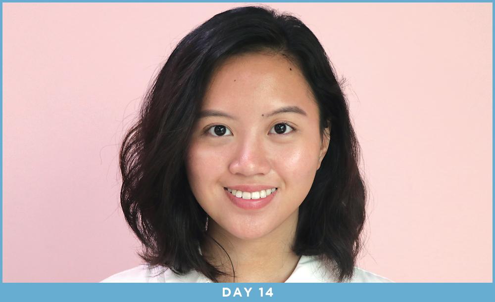 Cô nàng này đã dùng thử mặt nạ công nghệ ánh sáng và đây là kết quả kì diệu - Ảnh 11.