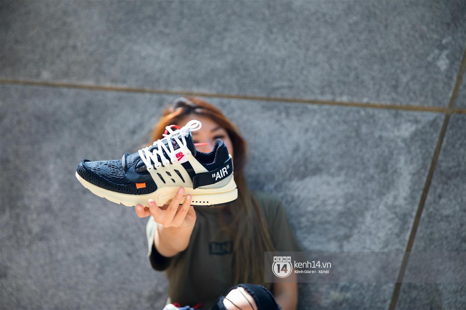 Jillian Nguyễn: đầu giày đã xinh đẹp, sở hữu gia tài sneakers đáng nể lại còn custom giày cực đỉnh - Ảnh 13.