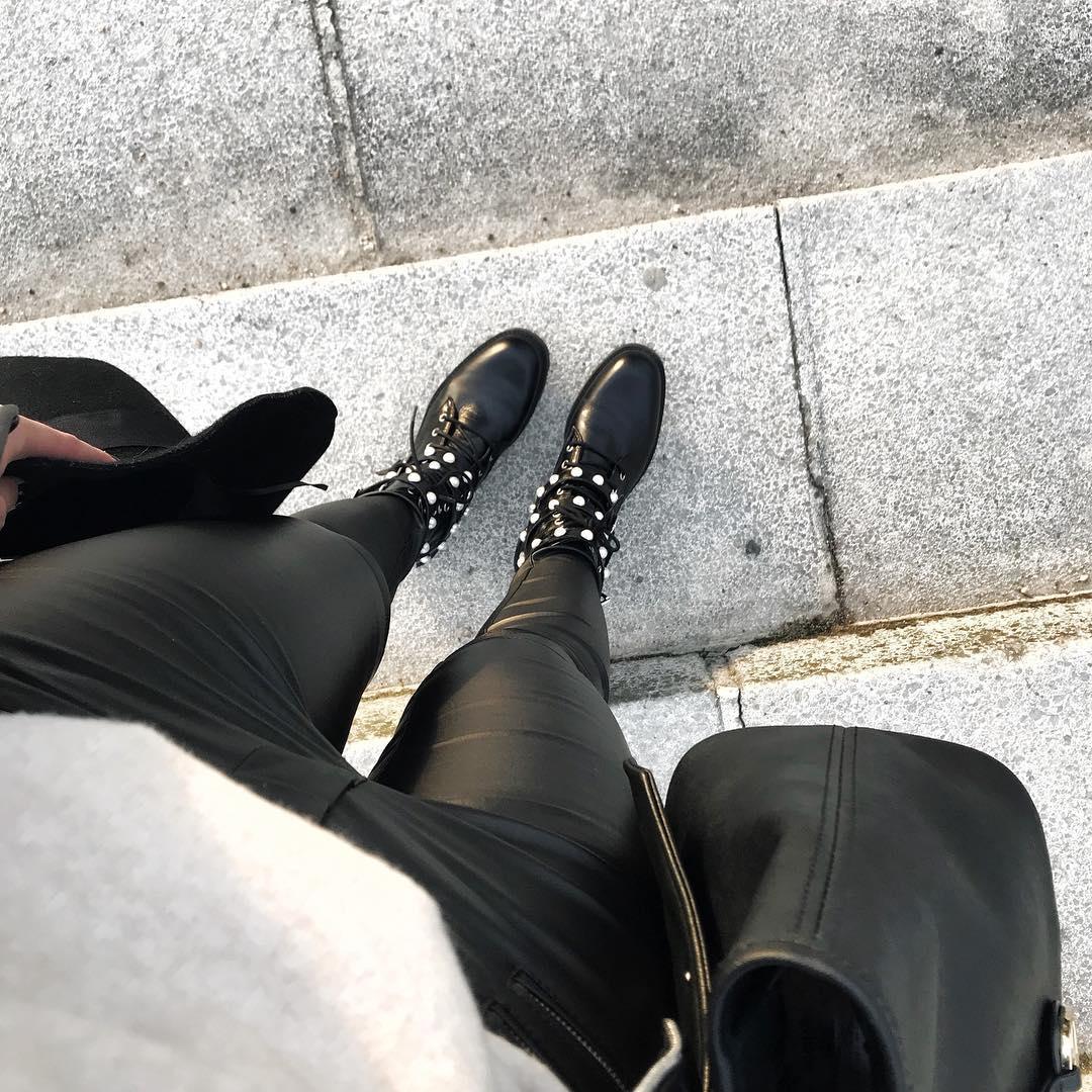 Đôi boots vừa bụi vừa sang chảnh công chúa này đang là món đồ hot nhất của Zara, tưởng chừng cả Instagram đều đang diện nó - Ảnh 8.