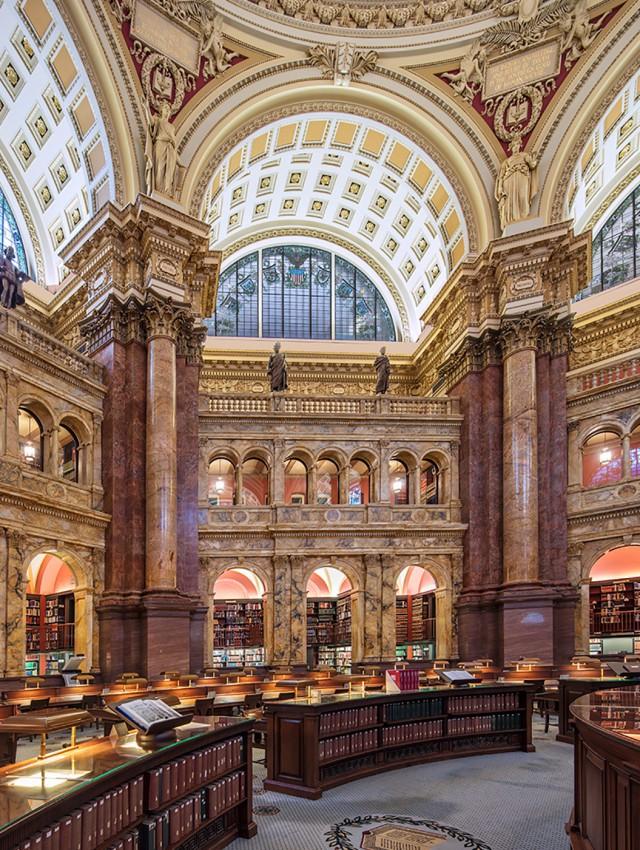 Ngắm những thư viện đẹp nhất thế gian qua ống kính nhiếp ảnh gia người Đức - Ảnh 23.