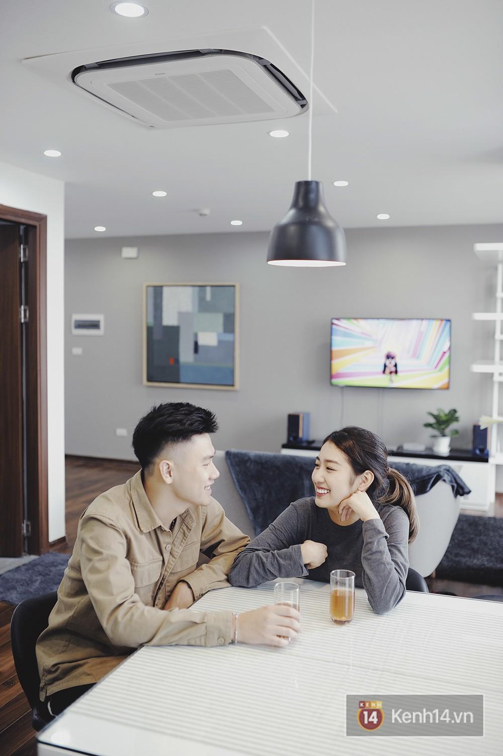 Gia đình trong mơ Trang Lou - Tùng Sơn: Có con là điều khó khăn nhất nhưng cũng hạnh phúc nhất! - Ảnh 8.