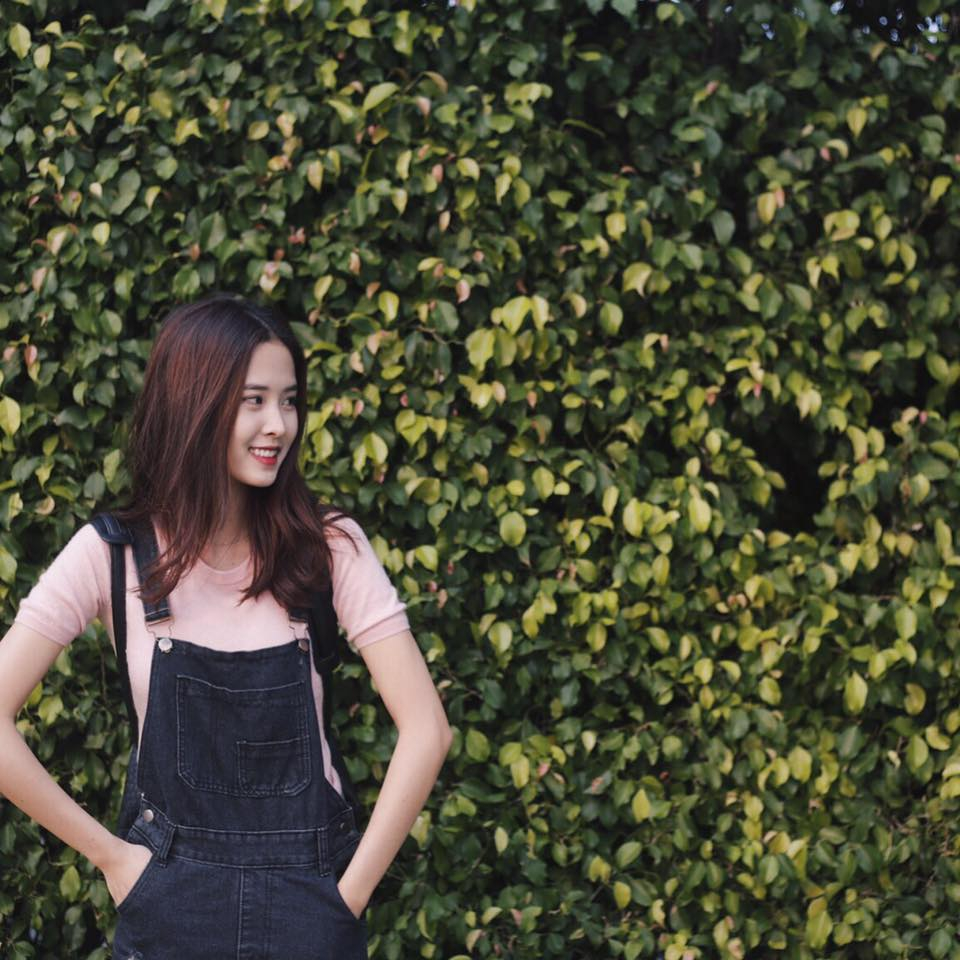 """Đẹp không kém gì """"thần tiên tỉ tỉ"""", cô gái Việt được mệnh danh chị em song sinh thất lạc của Lưu Diệc Phi - Ảnh 4."""