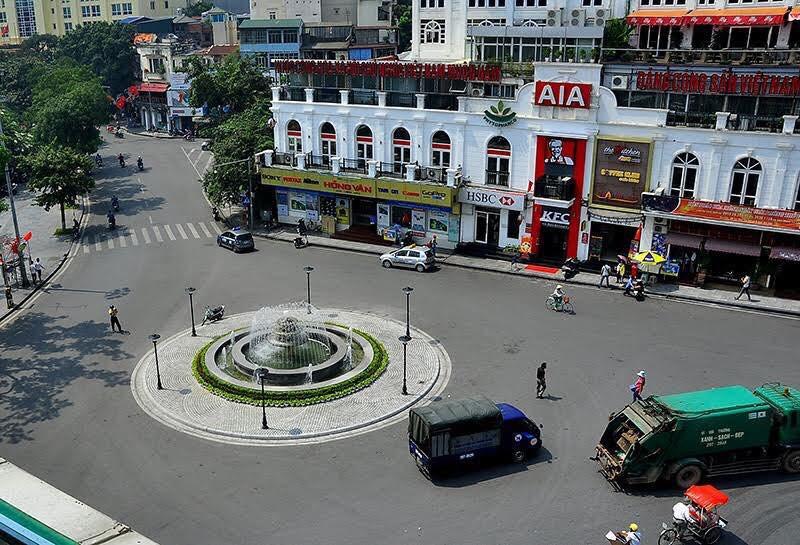 Quảng trường Đông Kinh Nghĩa Thục tại phố đi bộ Hồ Gươm chính là sân khấu của Mỹ Tâm ngày 10/12 này! - Ảnh 2.