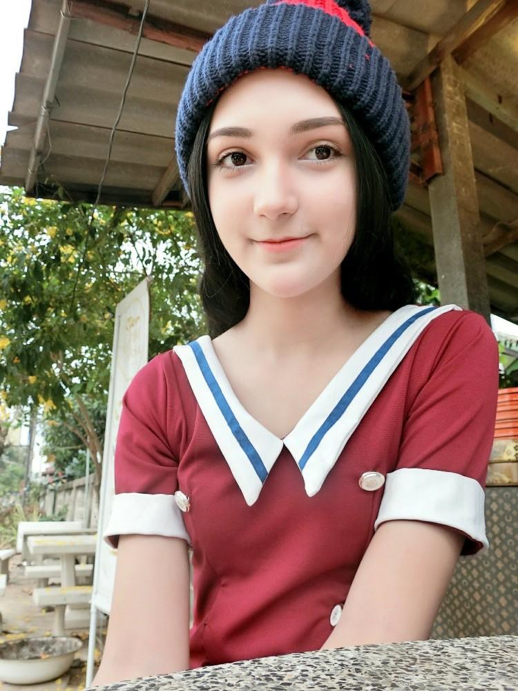 Xinh như thiên thần thế này nhưng cô bạn Thái Lan lại khiến người ta choáng váng khi biết được giới tính thật - Ảnh 5.