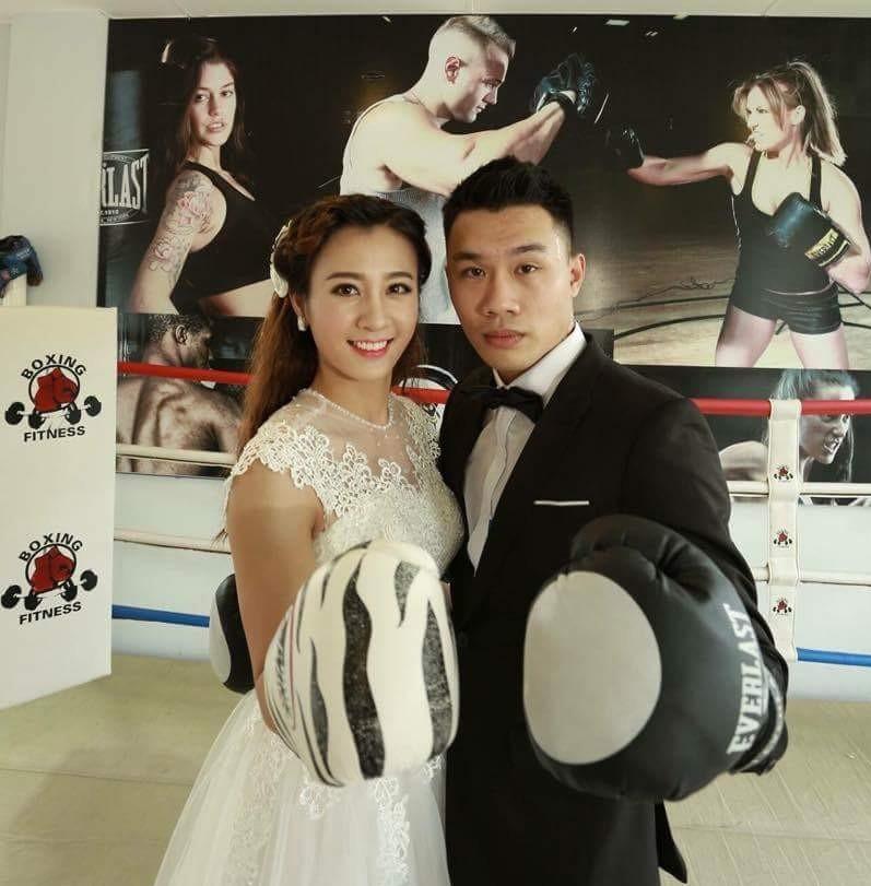 Hot girl boxing Nguyễn Thị Yến: Nếu có ai trêu, em chỉ lườm một cái... rồi thôi - Ảnh 8.