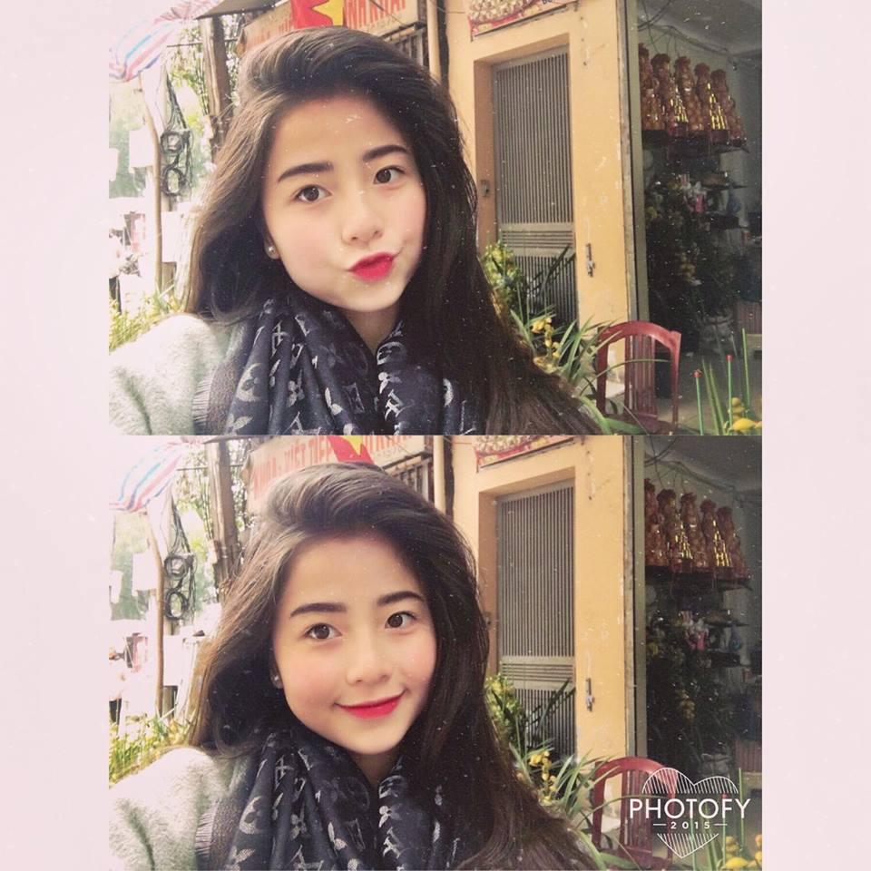 Đây là cô gái Việt có khuôn mặt tròn được khen là xinh nhất! - Ảnh 27.