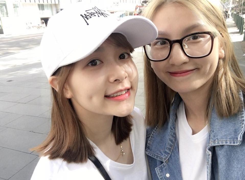 Đây là cô bạn du học sinh Việt với nụ cười má lúm đang được tìm khắp Facebook - Ảnh 2.