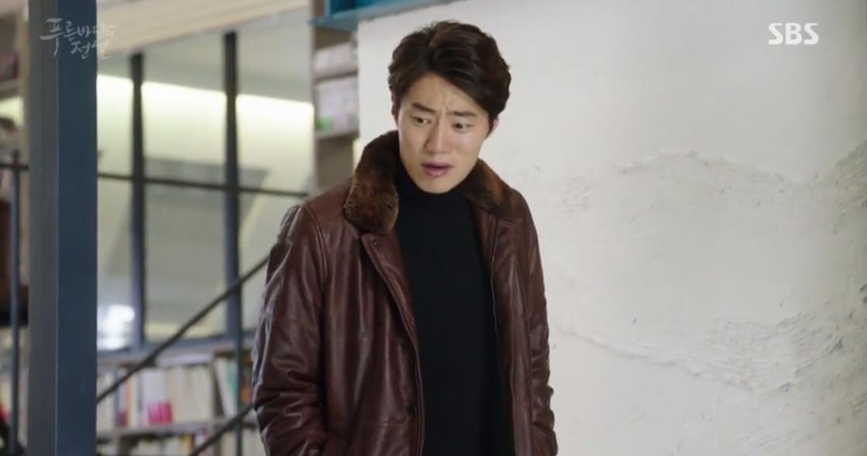 Huyền Thoại Biển Xanh: Gặp anh trai và bạn gái mình ăn mảnh, đố bạn Lee Min Ho nói gì? - Ảnh 6.