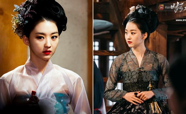 Mê mệt 10 nàng nữ phụ phim Hàn xinh đẹp hơn đứt nữ chính - Ảnh 13.