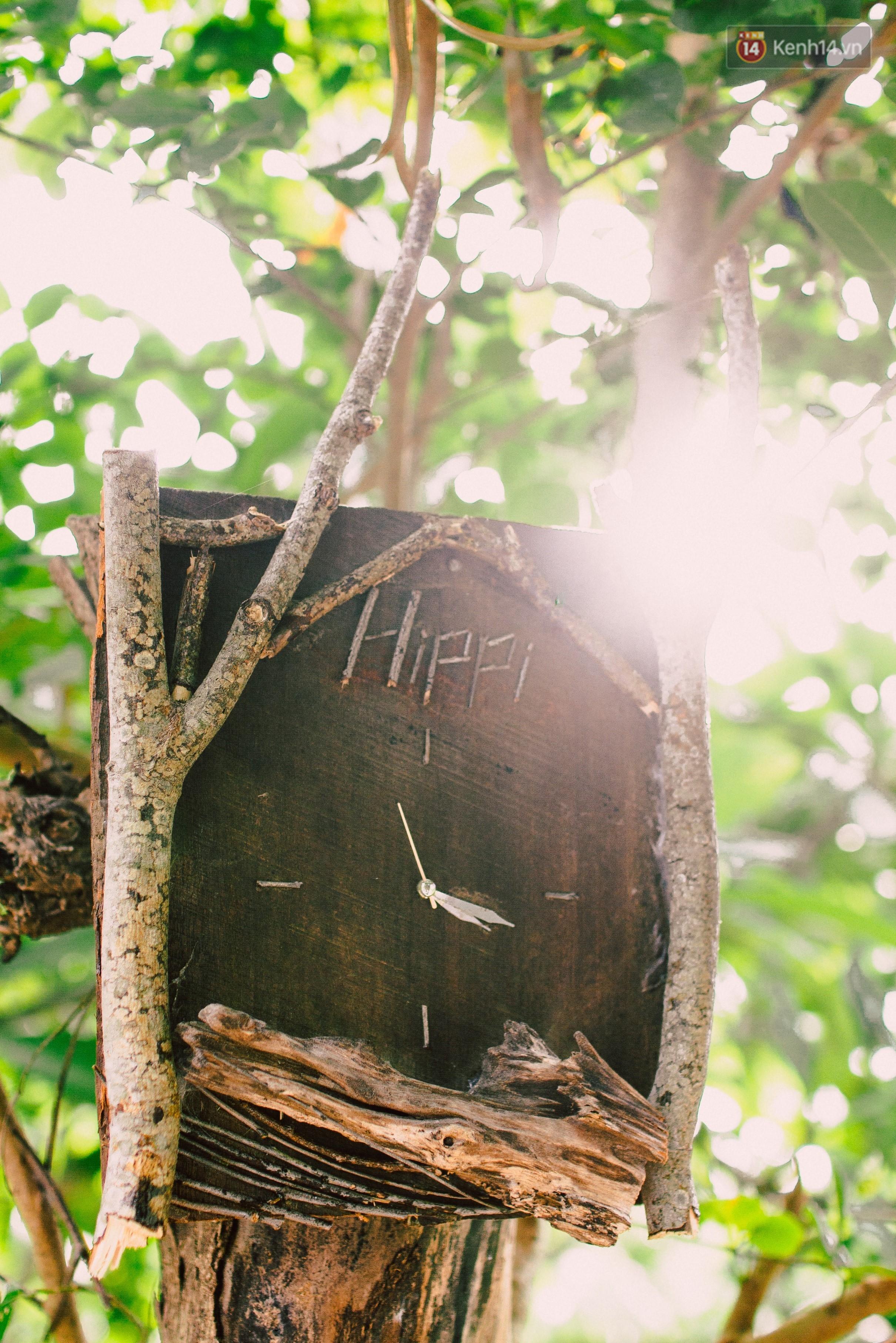 Chuyện về chàng trai Vũng Tàu bỏ phố lên rừng để mở tiệm tóc trong túp lều độc đáo bên triền dốc - Ảnh 8.