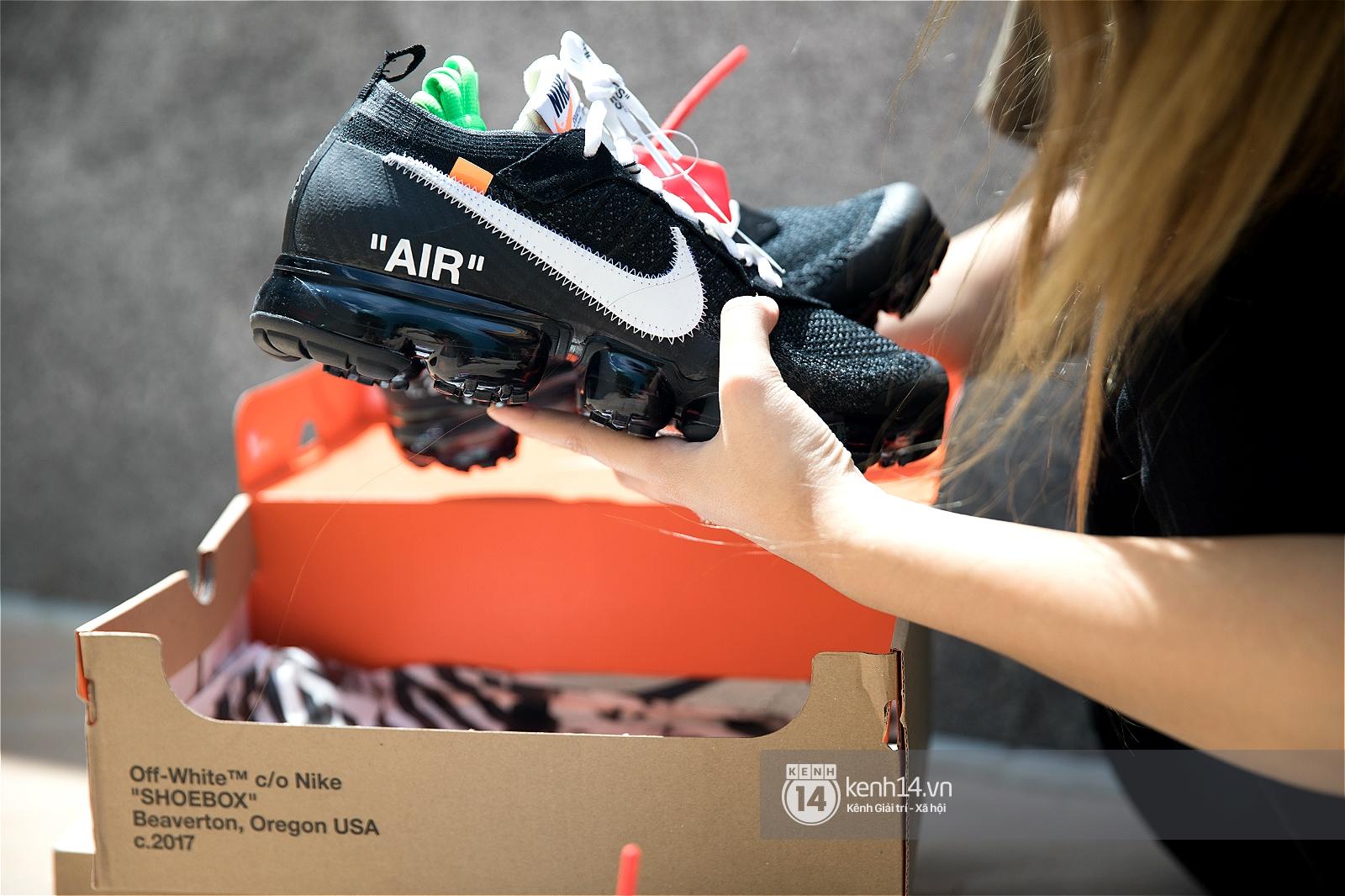 Jillian Nguyễn: đầu giày đã xinh đẹp, sở hữu gia tài sneakers đáng nể lại còn custom giày cực đỉnh - Ảnh 12.