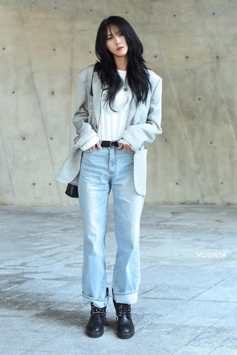 Chỉ dạo phố mà giới trẻ Hàn vẫn lên đồ đẹp hết nấc, không học hỏi đôi chút thì quả là phí - Ảnh 11.