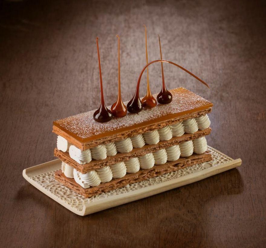 Chiêm ngưỡng những chiếc bánh ngọt vô cùng đẹp mắt được làm bằng thủy tinh và sứ - Ảnh 24.